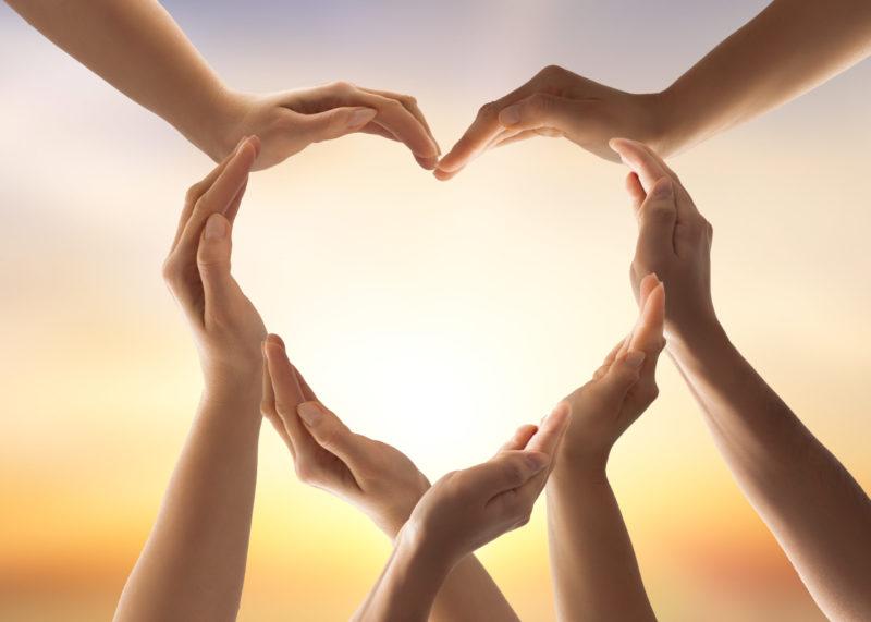 Unité, coopération et charité !